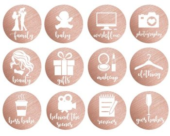 highlights icons rose clipart highlight icon clipground lifestyle
