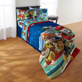 paw patrol bed bag sheet twin puppy hero bedding piece pricing options