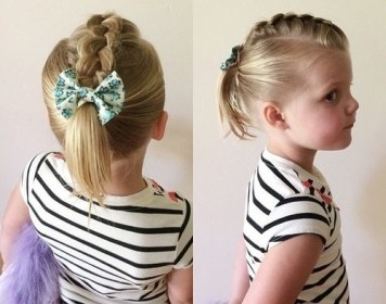 hairstyles short toddler hair mohawk braid haircuts easy cute braided natural askhairstyles braids baby hairstyle styles hairs