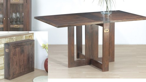 Foldable Dining Table For Small Space Novocom Top