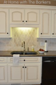 cabinets painted paint smooth durable should shiny wanted