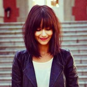 36 Bob Hairstyles with Bangs