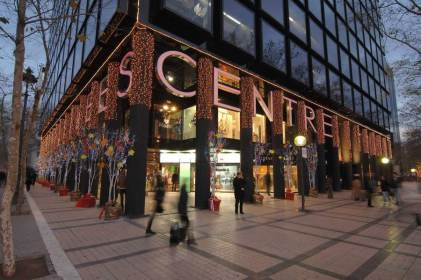 barcelona pedralbes centre shopping center mall guide shops events fashionable fantastically
