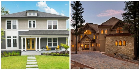 exterior paint colors 2019 two shades of one color exterior paint colors 2019