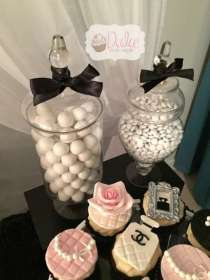 Chanel Inspired Birthday Party Birthday Party Ideas & Themes
