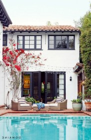38+ Awesome Spanish Style Exterior Paint Colors You Will