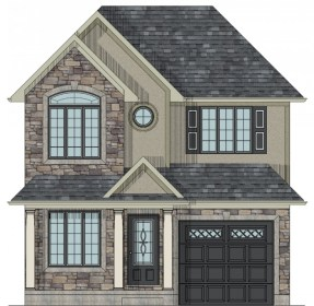 storey plan scarborough story drawing plans canada designs canadian elevation front garage custom laughter bedrooms getdrawings filled raised bungalow