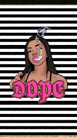 iphone wallpapers dope bad girly backgrounds pop background weed cartoon adidas screensaver urban cute walls mickey mouse cellphone da rapper