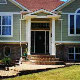 exterior colors paint trends homes useful tips roof decordesigntrends sage gray