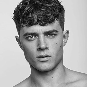 curly wavy hairstyles hair sides fringe short haircuts haircut styles hairstyle tapered professional menshairstylesnow fade cool crazy wave bangs updos