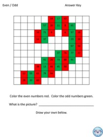 mystery math primary christmas preview