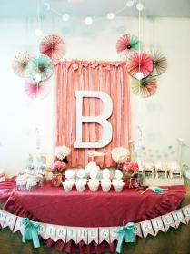 birthday party 1st decorations boy parties chic decoration decor planning shabby theme diy 21st baby themes karaspartyideas favors birthdays themed