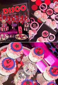 party disco birthday parties dance decorations theme themed pink tween teenage teen themes teens things rock karaspartyideas place star planning