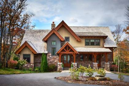 rustic plans mountain plan modern square 100k building bedrooms feet bathrooms basement houseplans cabin lake farmhouse featured homes country floor