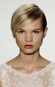 side short hairstyles hairstyle bangs edgy