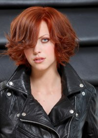 short party hairstyle hair hairstyles bob layered styles medium curls cuts cut bangs straight long hairfinder hairstyles1