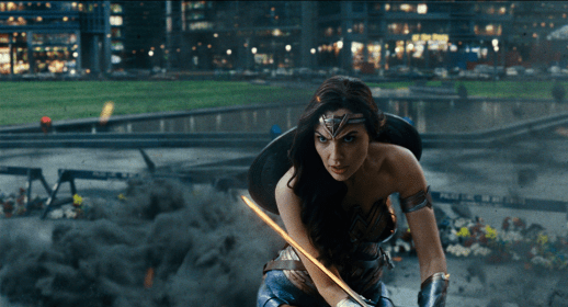 The Best Things Wonder Woman Does in Justice League