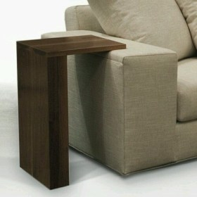 side tables sofa mesas end contemporary couchtisch holz laterales couch massivholz accent salon aus furniture wooden slim arm wohnzimmertische coffee