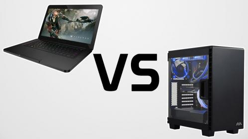 laptop vs gaming desktop which pc better should choose