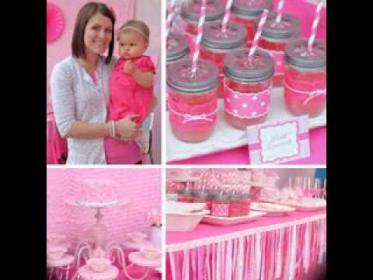 birthday party baby decorations themes diy cute
