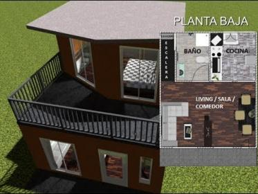 CASA 5 X 6 Mts / House 5x6 Mts YouTube