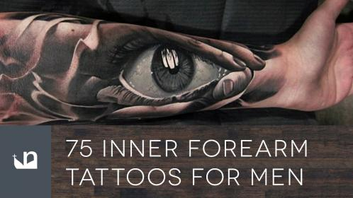 forearm tattoos inner