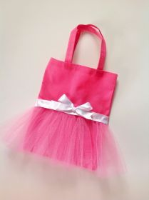 bags goodie party princess gift tutu ballerina candy treat favors pc
