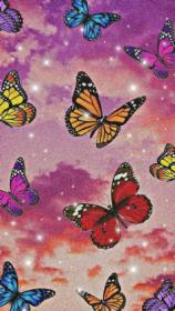 aesthetic indie butterfly alt purple backgrounds cool butterflies iphone wallpapers collage hippie aesthetics pastel retro trippy laptop todo pretty september