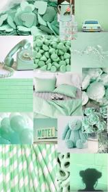aesthetic background backgrounds turquoise iphone trendy