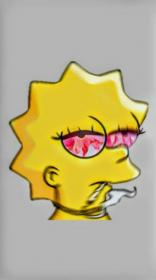 no one want's your opinion Simpson wallpaper iphone