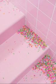 aesthetic pastel kawaii pink backgrounds dreamy
