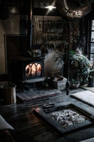 5 D I Y Gothic Home Decor Ideas Gothic living rooms
