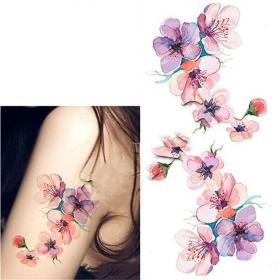 Image result for dogwood watercolor tattoo (With images
