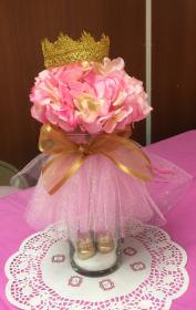 shower sweets para centerpieces themes