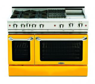 Capital Cooking Equipment s color selection puts a fun