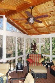 Pin by Jo Haywood on Screened in Porch Ideas House with