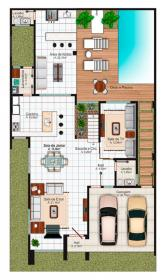 Pin by Shihab 2329 Nk on Plans in 2019 House design