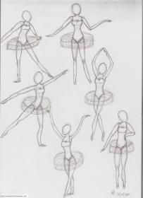 dancing drawing poses anime couples drawings