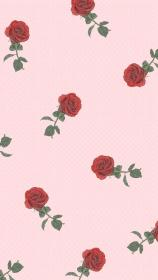 aesthetic roses background iphone
