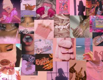 baddie aesthetic laptop wallpapers desktop collage backgrounds moodboard computer soft macbook notebook cave tess tlicon
