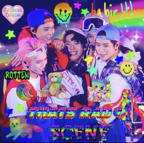 kpop aesthetic nct rainbow icon lovely weheartit เท โปสเตอร icons edit anime core posters