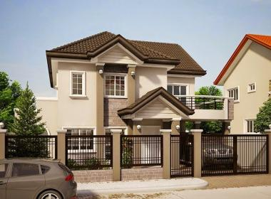 storey story modern exterior pinoy casas simple plans designs balcony architecture houses homes floor plan build dream pisos own jbsolis