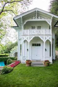 victorian tiny cottages cottage houses classy living rockefeller homes summer plans marsh billings pearls wear garden gardening cabins astonishing outdoor