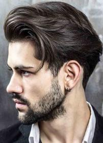 hairstyles mens hairstyle haircuts haircut cool fashioneven latest classic face round