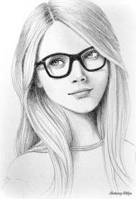 drawings cool drawing sketches sketch pencil easy faces hair uploaded user amazing