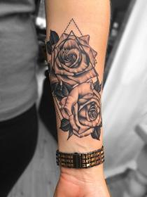 forearm tattoos tattoo designs unique meaning roses flower forarm uploaded user