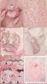 rose gold pink iphone aesthetic girly wallpapers backgrounds pretty phone disney uploaded user things