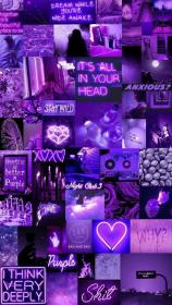 purple wallpapers vsco backgrounds background app heart iphone kati uploaded weheartit
