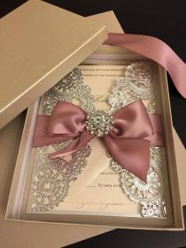 These invitations are great to use as your wedding