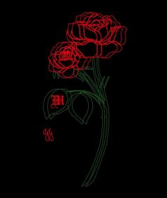 rose wallpapers neon iphone aesthetic dope purple backgrounds angeles los burning anime xxxtentacion gothic dark words hur hypebeast alone uploaded